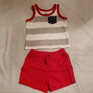 OshKosh B'gosh Matching Sets - (Pair) boys outfit